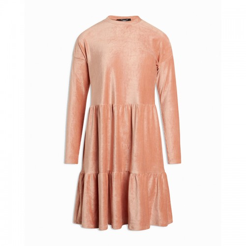 Sisters Point Ema dress peach