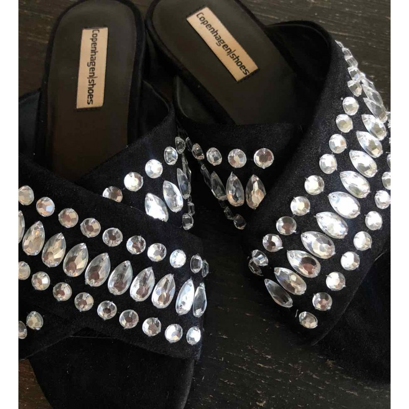 Copenhagen shoes Rich diamonds sandal