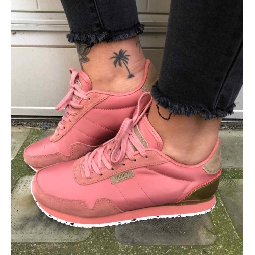WODEN Nora sneakers canyon rose