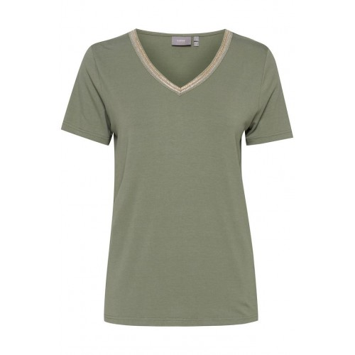 B.young v-neck sea green