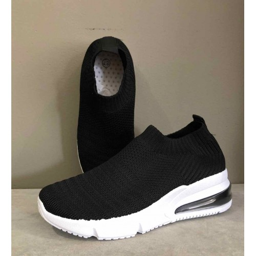 QNUZ Ea sneakers black