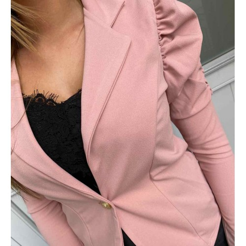 Sisters Point Gazia blazer rose