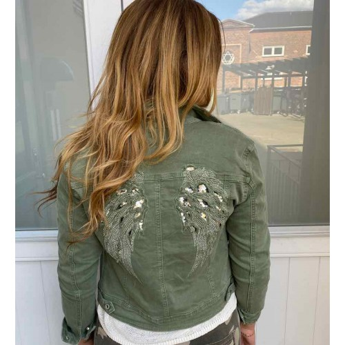 CABANA LIVING Angel jacket amry