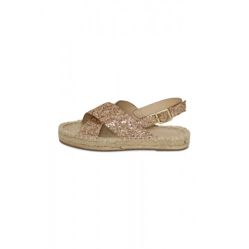 ICHI Strawberry cream sandal