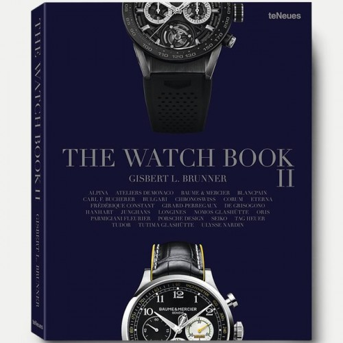 The Watch Book 2 coffeetable book