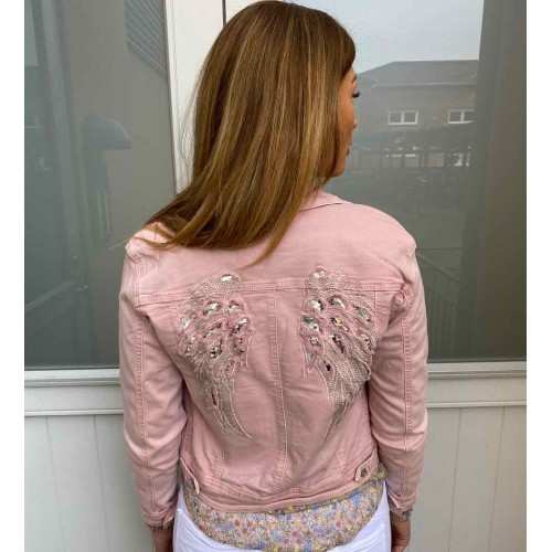 CABANA LIVING Angel jacket rose