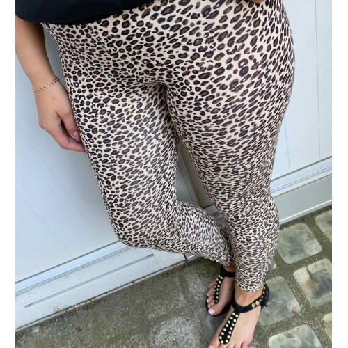 LOVE & DIVINE leo leggings