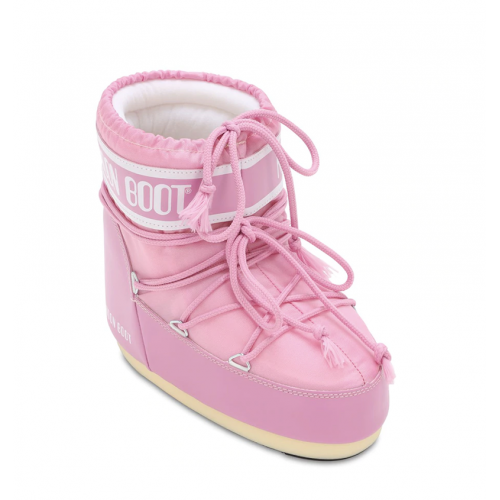 MOON BOOT Classic low pink