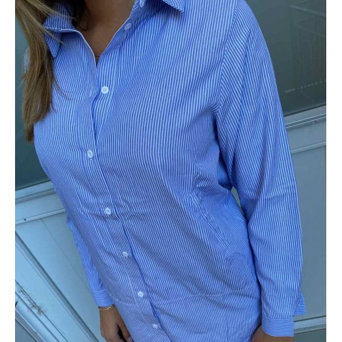 SISTERS POINT Elegant stripe shirt