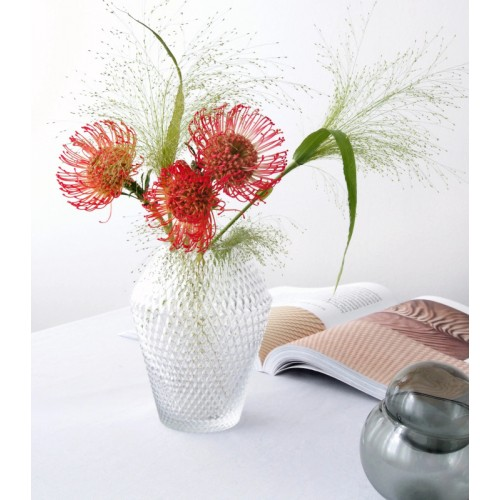 Specktrum Flow vase medium Clear